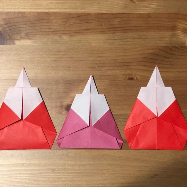 折り紙 お雛様 簡単