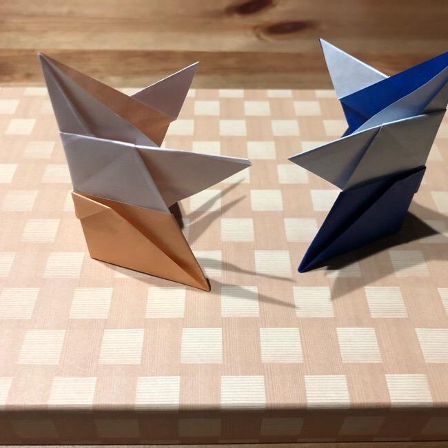 折り紙 トントン 相撲